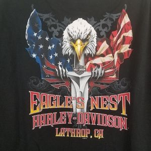 Harley-Davidson Lathrop Eagle Shirt